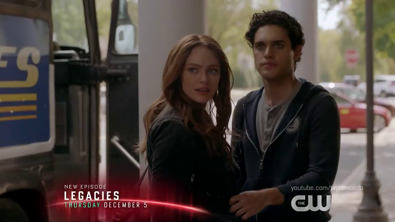 'Legacies' 2×07 It Will All Be Painfully Clear Soon Enough – Promo